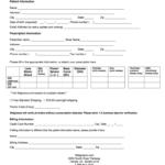 Eye Doctor Prescription Template – Fill Online, Printable Throughout Doctors Prescription Template Word