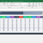 Monthly Sales Tracking Spreadsheet Activity Daily Tracker For Free Daily Sales Report Excel Template