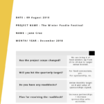 Progress Report: How To Write, Structure And Make It For Research Project Progress Report Template